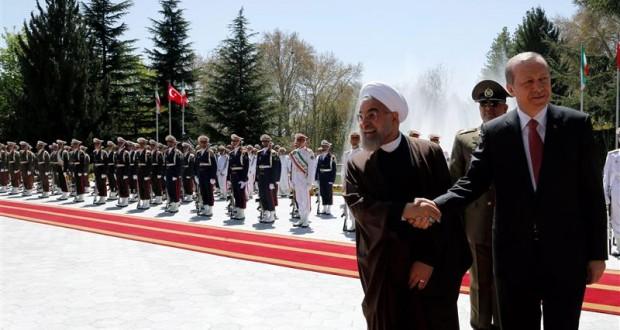 إيران باب تركيا للخروج من المأزق