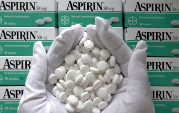 علماء يؤكدون فعالية الأسبرين ضد السرطان .