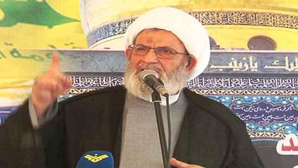 الشيخ يزبك: قوة لبنان في مقاومته وجيشه وشعبه