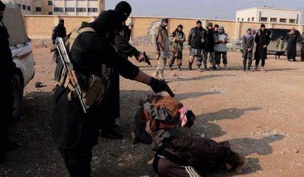 daesh-execution
