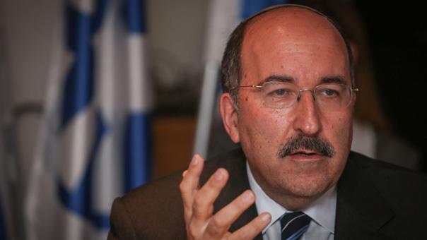 المدير العام لوزارة خارجية العدو الصهيوني دوري غولد