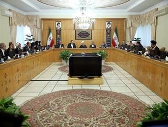 روحاني: اجراءات الاجهزة التنفيذية لخفض تلوث الجو يجب ان تكون ملموسة للشعب