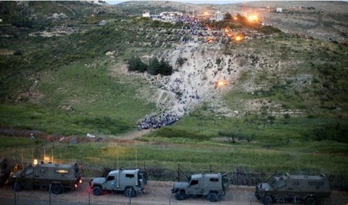 israel-borders