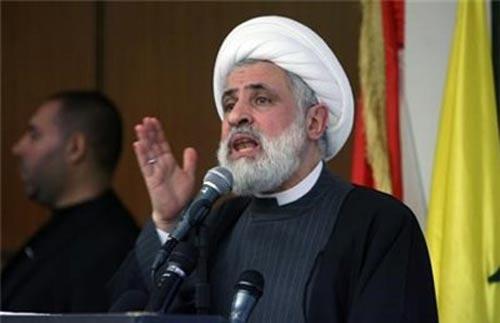 نائب الأمين العام لحزب الله سماحة الشيخ نعيم قاسم
