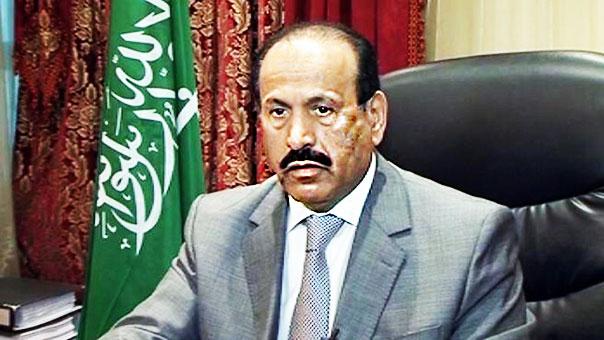 سفير النظام السعودي في لبنان