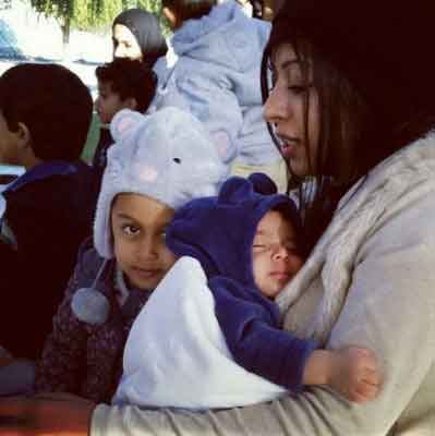 البحرين: اعتقال الناشطة زينب الخواجة ورضيعها عبدالهادي