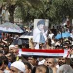 الاف المتظاهرين يقتحمون المنطقة الخضراء ببغداد وعمليات العاصمة تعلن حالة الطوارئ