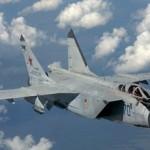 اعتراض مقاتلة أمريكية فوق الأراضي الروسية