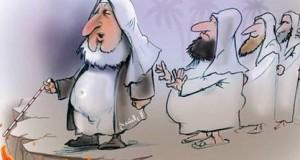 وسائل الاعلام الإماراتية تسخر من مفتي السعودية