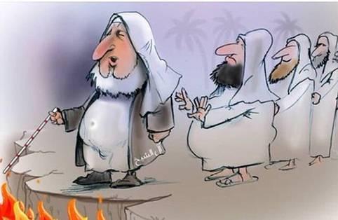 caricature-emaretes-saudi