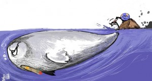 كاريكاتور: وثائق بنما!
