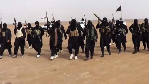 "تنظيم ""داعش"" الإرهابي"