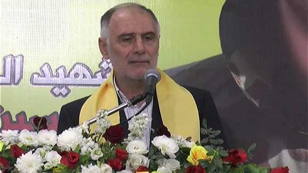 وزير الدولة لشؤون مجلس النواب محمد فنيش