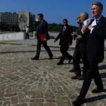 هاموند في كوبا في أول زيارة بريطانية منذ 1959