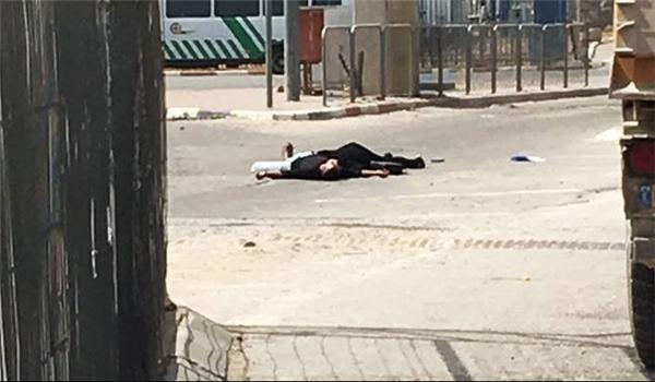 فلسطين المحتلة.. استشهاد فتاة وشاب قرب معبر قلنديا