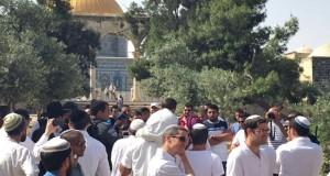 مفتي القدس: الأقصى يتعرض لعدوان صارخ .. وقد تحوّل لثكنة عسكرية