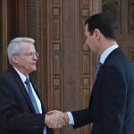 الرئيس الأسد: القضاء على الإرهاب يتطلّب جهداً دولياً مشتركاً
