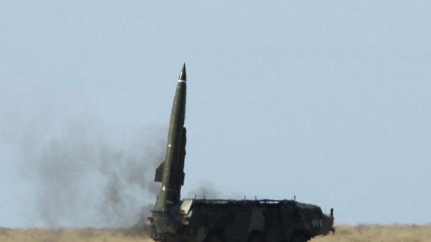 صاروخ توتشكا اليمني