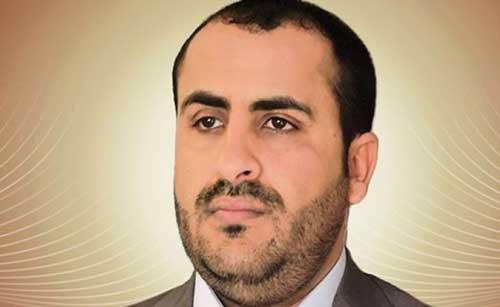 الناطق الرسمي باسم أنصارالله في اليمن محمد عبد السلام
