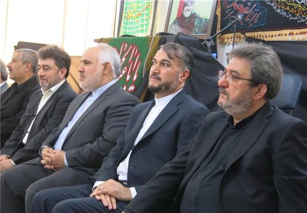 مساعد وزير الخارجية الايراني يزور منزل الشهيد بدر الدين