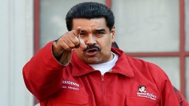 نيكولا مادورو