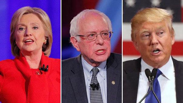 الانتخابات الأميركية التمهيدية: كلينتون تفوز بكنتاكي.. وساندرز يحصد أوريغون