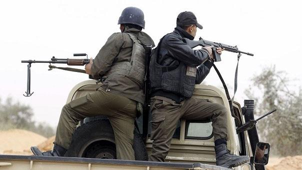 القوات التونسية