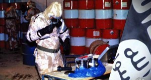 'ذي تليغراف': 'داعش' يرفع وتيرة إنتاج الأسلحة الكيميائية