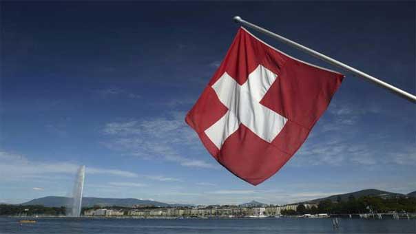 علم سويسرا