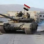 الجيش السوري يسيطر على 'خربة جامع' في حماه وعدة كتل من الأبنية جنوب داريا في ريف دمشق