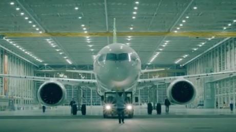 """روسيا والصين تطوران طائرة تنافس""""إيرباص وبوينغ"""""""