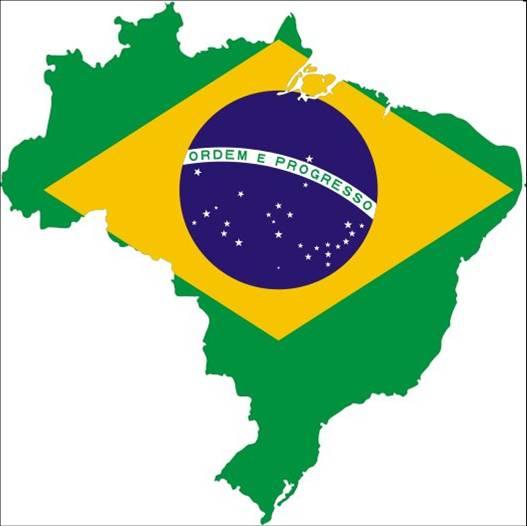Brazil-map-flag