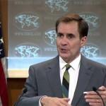 كيربي: واشنطن تُعد 'مبادرات محددة' لوقف الحرب في سوريا