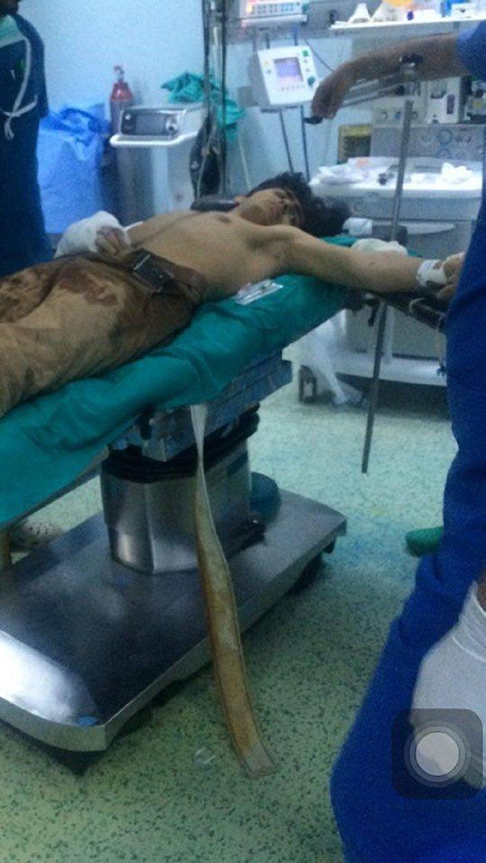 فضيحة بالصور.. تركيا تعالج الدواعش في مستشفياتها