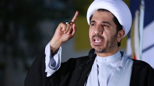 مرافعة وطن: مرافعة زعيم المعارضة البحرينية الشيخ علي سلمان أمام القضاء البحريني