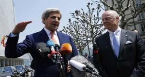 باريس تريد اجتماعاً لمجموعة دعم سوريا.. وروسيا وأمريكا تدعوان لتثبيت وقف النار
