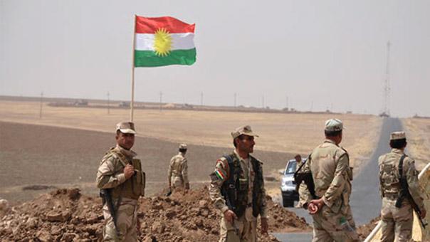 """""""داعش"""" يقصف مواقع """"البيشمركة"""" بغاز الكلور جنوبي كركوك"""