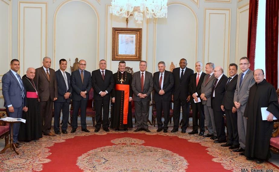 bkerke-arab-ambassadors