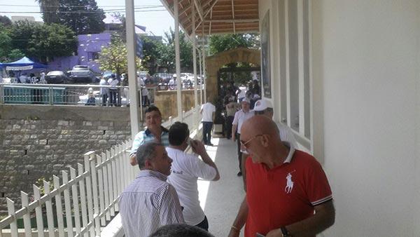 الانتخابات البلدية في الحدث
