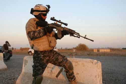 عملية جديدة للقوات العراقية لتحرير محاور قضاء هيت وناحية البغدادي غرب الرمادي