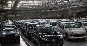 إرتفاع حجم إنتاج السیارات في إيران بنسبة 36 %