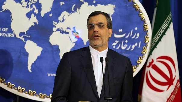 المتحدث باسم الخارجية الايرانية