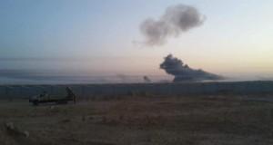 القوات العراقية تحرر منطقة حراريات مع بدء العملية العسكرية في الفلوجة