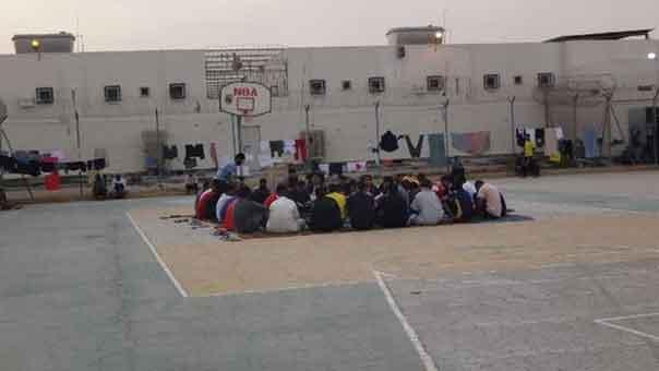 البحرين: إضراب لمعتقلي سجن جوّ عن الطعام احتجاجًا على سوء معاملتهم