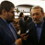 لاريجاني وحرس الثورة الإسلامية يهنئان لبنان بذكرى الانتصار