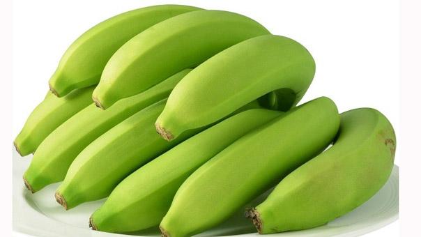 """الموز """"الأخضر"""""""