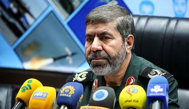 المتحدث باسم الحرس الثوري الإيراني العميد رمضان شريف