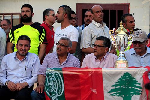 """لائحة """"صوت الناس"""" مع رئيس التنظيم الشعبي الناصري"""