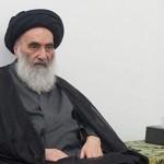 السيد السيستاني في رسالة الى المقاتلين في الفلوجة: للإلتزام بالتعليمات والتوجيهات خلال عمليات تحرير المدينة