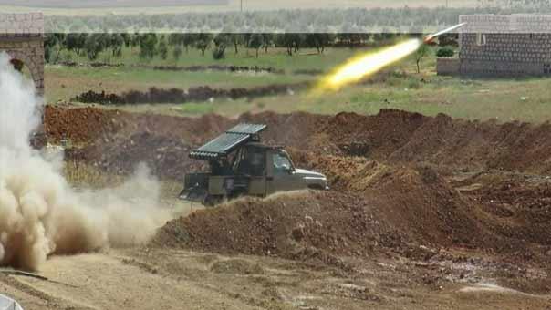 جبهة خان طومان في حلب .. المسلحون يخرقون الهدنة والجيش السوري بالمرصاد